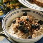 Avoine à l'érable avec quinoa