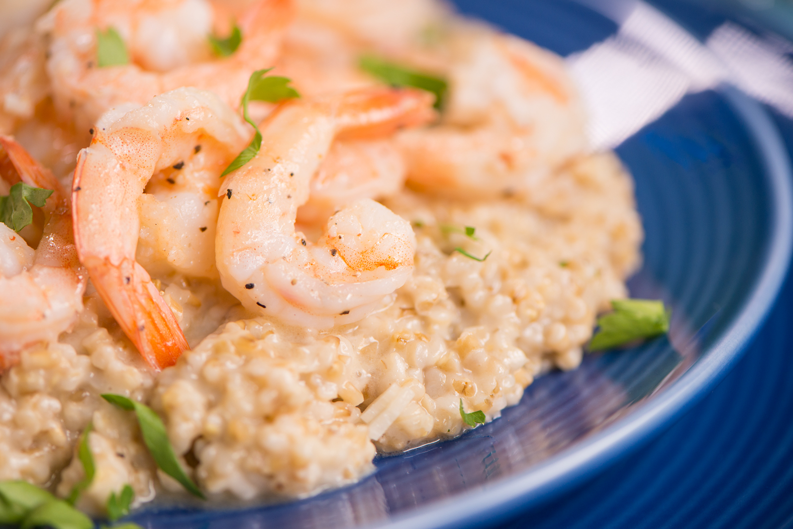 images Shrimp and Cheesy Oats