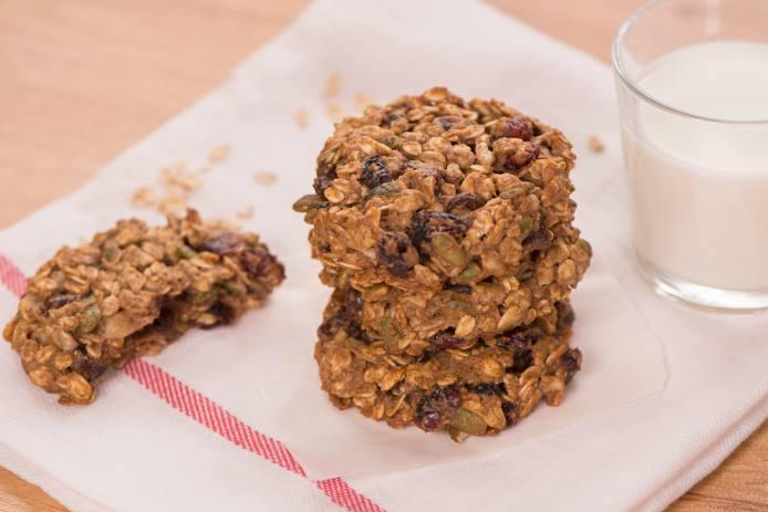 Biscuits du petit déjuener « pas temps pour la petit déjeuner »