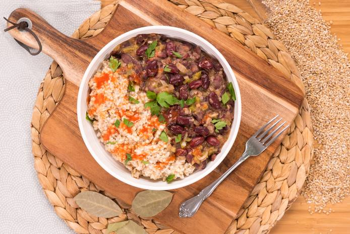 Red Beans and Oats
