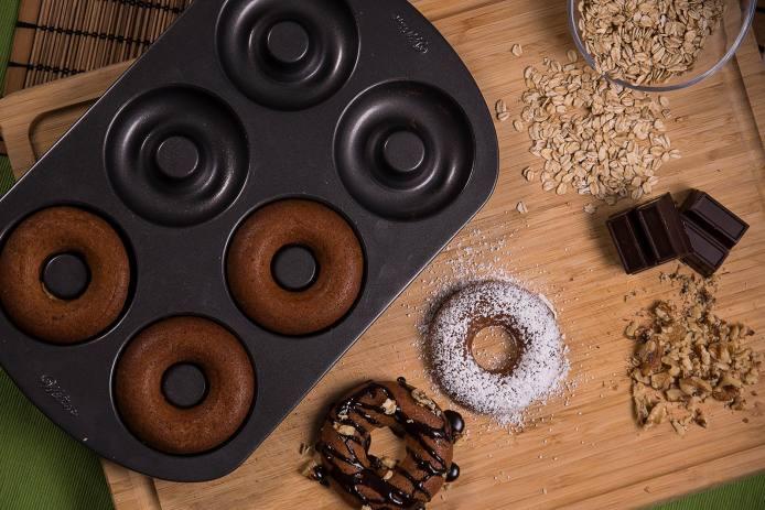 Oat Doughnuts