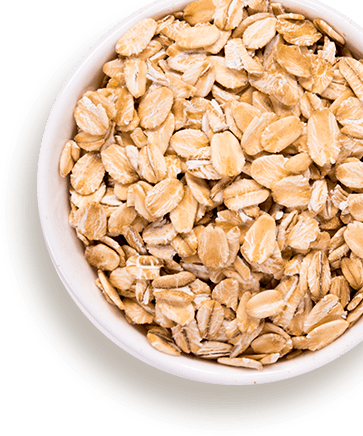 Rolled Oats Bowl