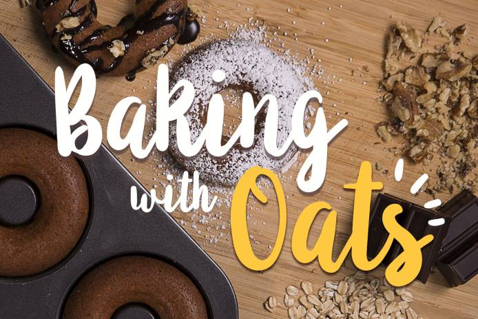 Baking With Oats