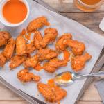 Buffalo Wings (with Oat Flour)