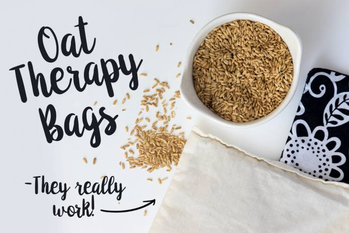 Oat Therapy Bags - They really work!